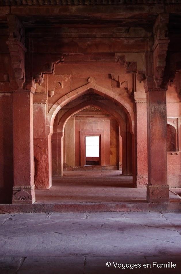 Résidence Empereur Fatehpur Sikri