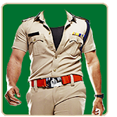 Policeman Photo Suit
