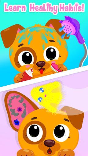 Cute & Tiny Morning Routine - Teeth Care & Hygiene screenshots 2