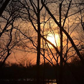by Ian  Rivera - Landscapes Sunsets & Sunrises