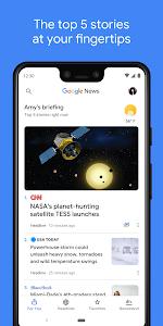 Google News - Top world & local news headlines 5.26.0.20091514