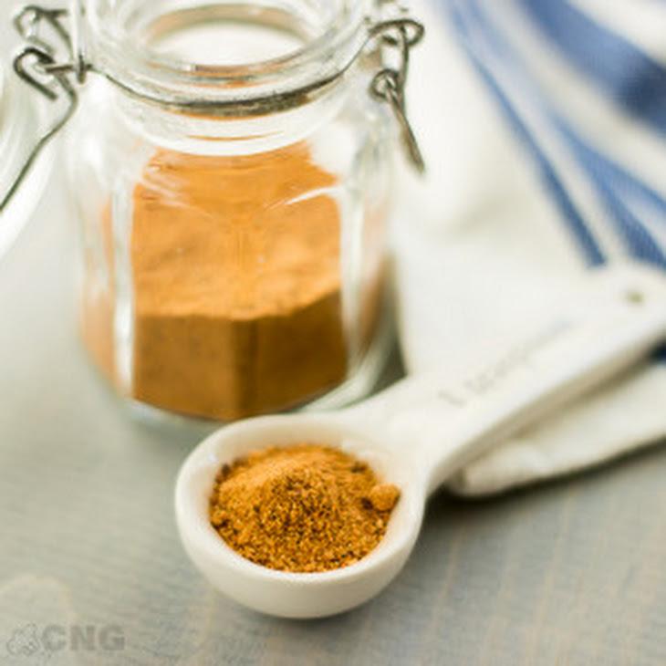No-Salt French Fry Seasoning