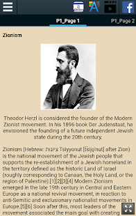 History of Zionism - náhled