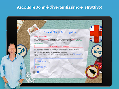 English Now Impara l'inglese con John Peter Sloan- screenshot thumbnail