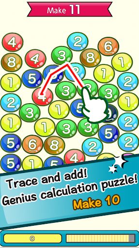 Make 10 Calculation Puzzle