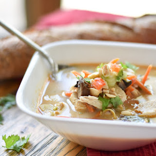 Thai Chicken Soup.