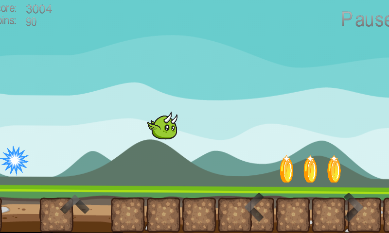 Run My Monster Runner Rush- screenshot