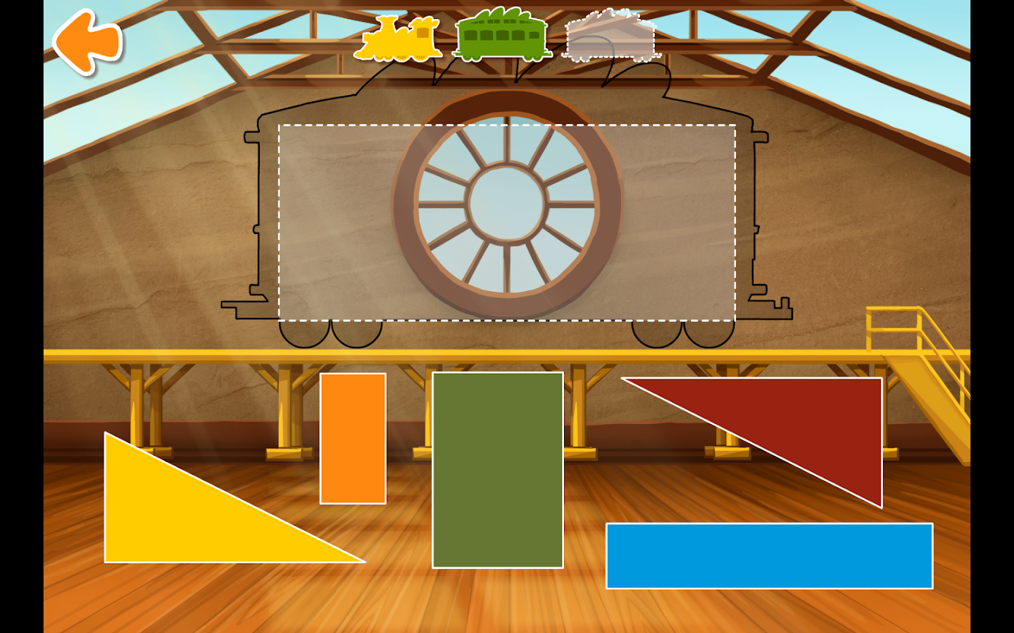 Dinosaur Train Jurassic Junior- screenshot