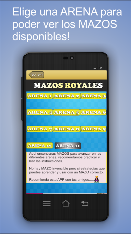 MAZOS ROYALES- screenshot
