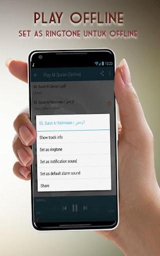 Al Quran Latin dan Terjemahan 1.0 screenshots 5