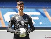 Thibaut Courtois n'est pas titulaire au Real Madrid : les raisons sont simples