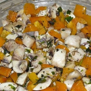 Greek Mushrooms Recipes.