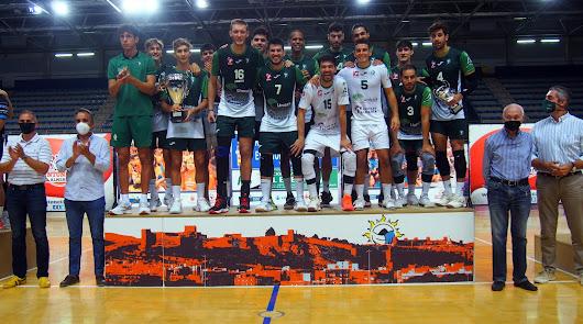 Unicaja conquista el primer trofeo del curso