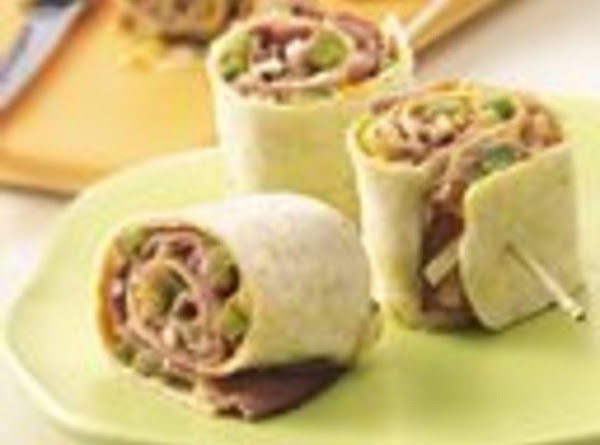 Beef Swiss Rollie Rolls Recipe