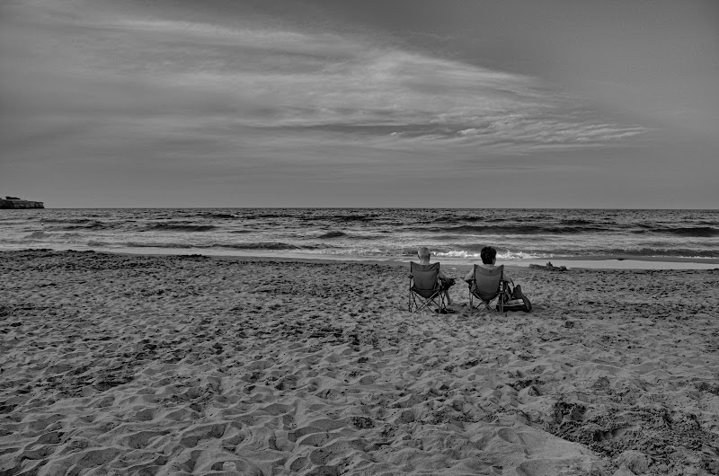 Oltre le onde, Salento 2017 di Mariloubr