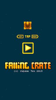 Falling Crate