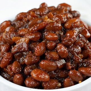 Slow Cooker Boston Baked Beans.