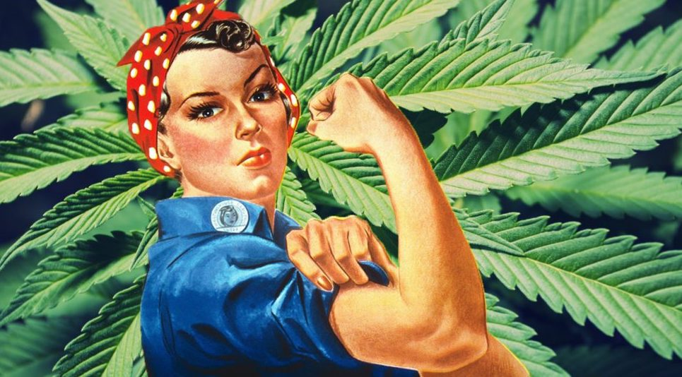Women owned cannabis brands