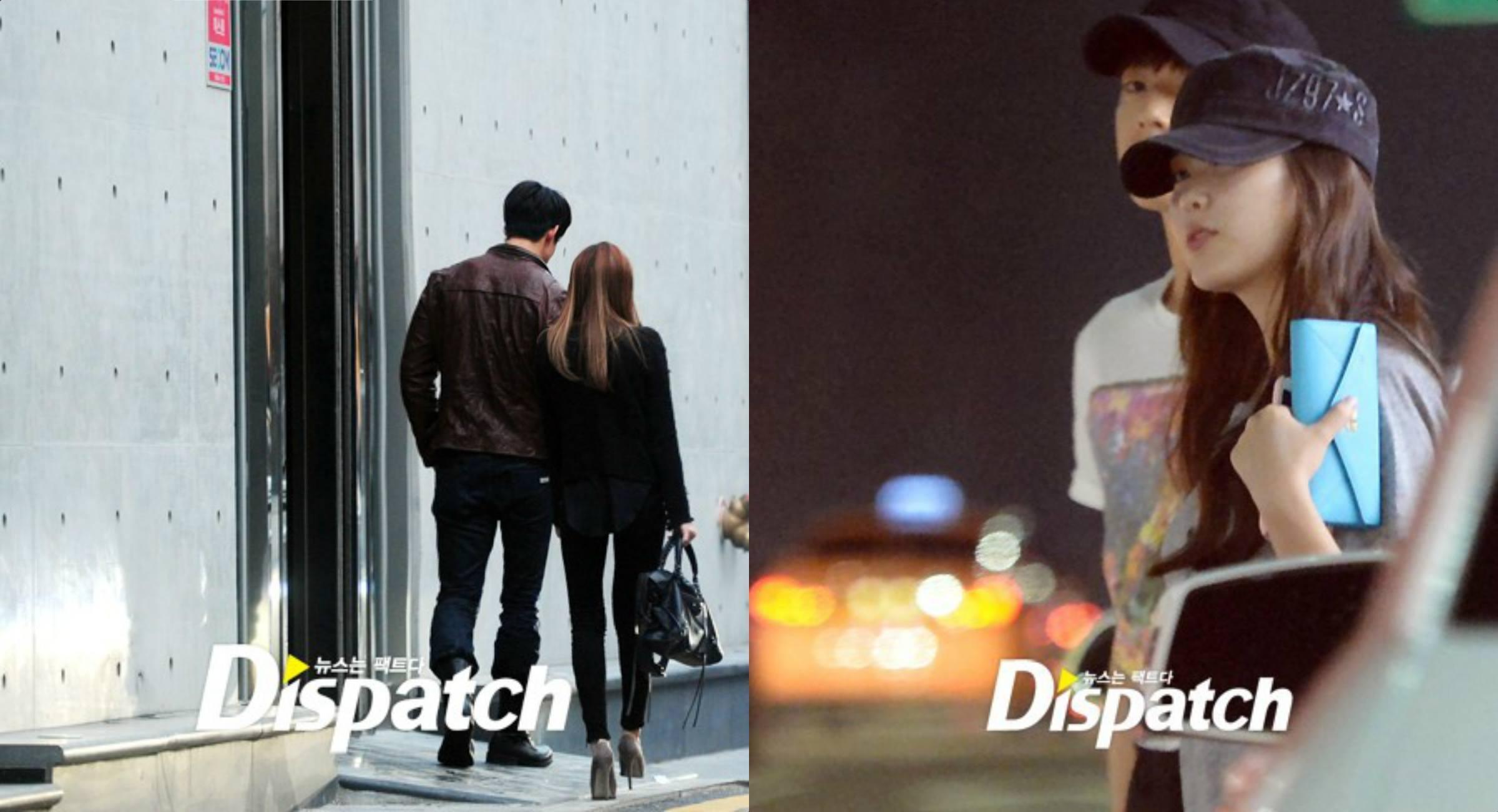 Korean idol dating fan