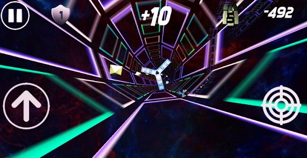 Space Speed 3D- screenshot thumbnail