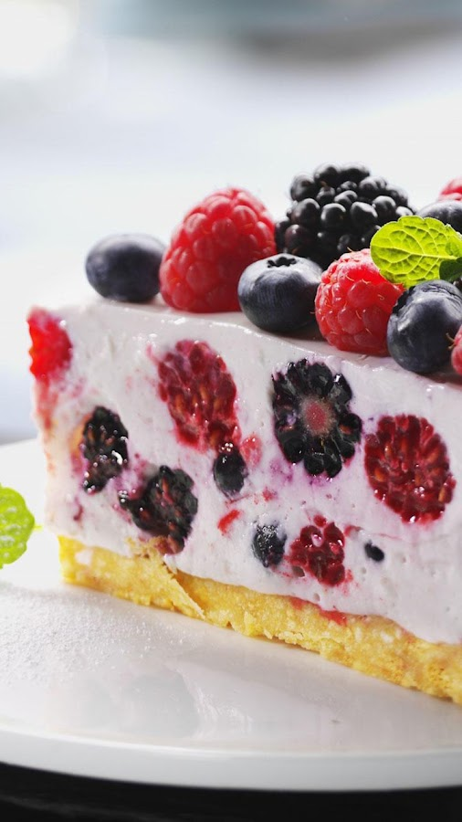 Cake Live Wallpaper- screenshot