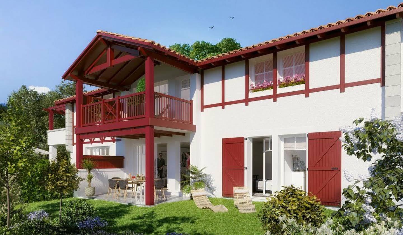 Appartement avec terrasse en bord de mer Saint-Jean-de-Luz
