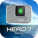 Hero 7 White from Procam icon