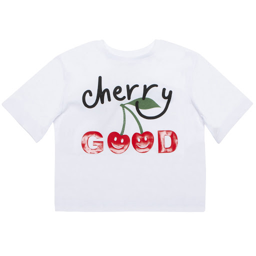 Thumbnail images of Stella McCartney Cherry Good T-shirt