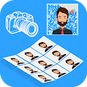 Passport Size Photo Maker - Passport Photo Creator icon