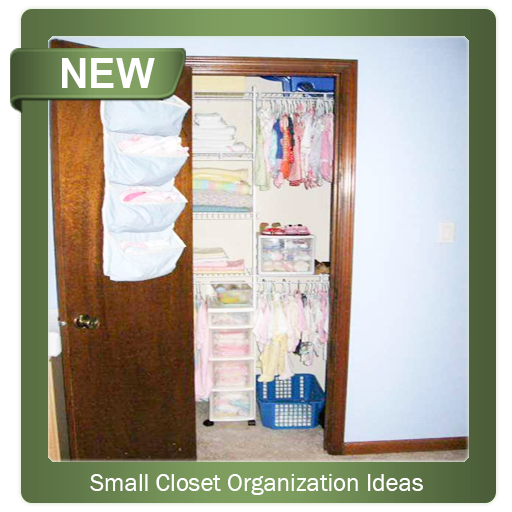 Small Closet Organization Ideas (app)