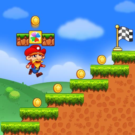 街机のSuper Jabber Jump LOGO-記事Game