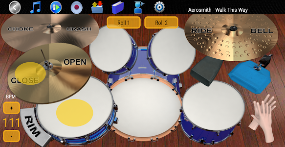 Learn To Master Drums Pro 44 Left Handed Option (Paid)