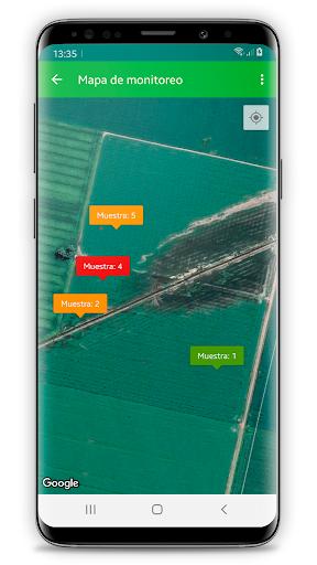 SIMA Monitoreo de Cultivos android2mod screenshots 1