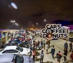 Cars, Coffee & Donuts Sandton City Rooftop : Race Warz