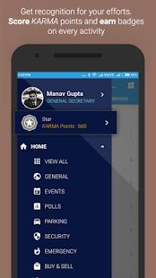 inLocality | Connect with neighbors in locality- screenshot thumbnail
