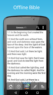 King James Bible (KJV) Free- screenshot thumbnail