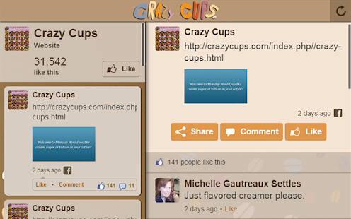 Crazy Cups- screenshot thumbnail