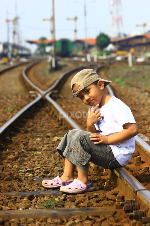 Jadi model by Indong Tolimbo - Babies & Children Child Portraits