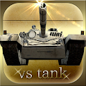 Two player battle game - Battle of tanks! icon