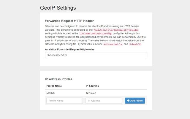 Sitecore Analytics Testing Tools