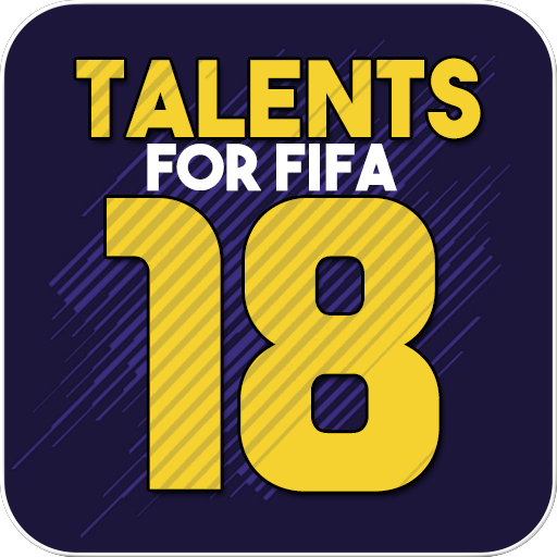 Talents for FIFA 18