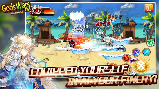 Gods Wars 4: Arise of War God Mod