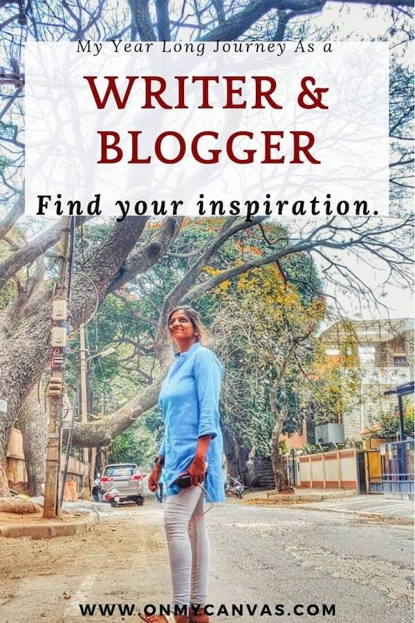 author+standing+on+indian+street+image+for+aspiring+writer+article+one+year+of+writing