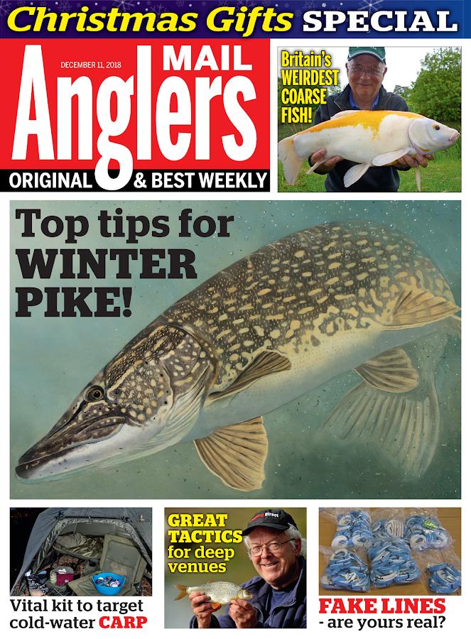 Angler's Mail- screenshot