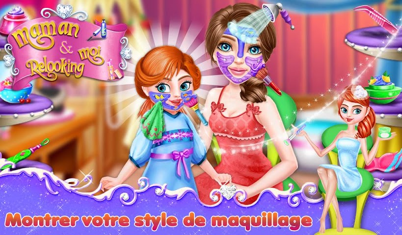android Maman et moi Makeover Screenshot 1