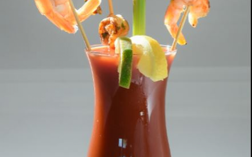 Shrimp Lovers Bloody Mary