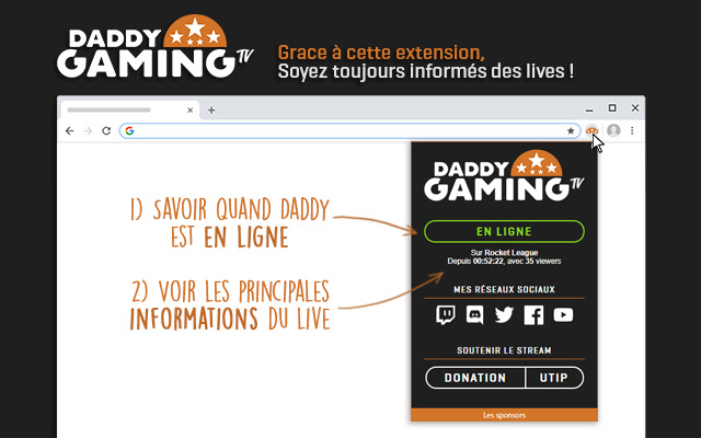 Daddy Gaming TV