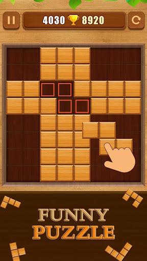 Wood Block Puzzle 2.4 screenshots 3