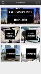 HSTA Events - náhled