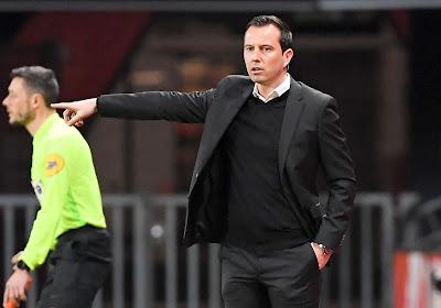 Jérémy Doku n'a plus d'entraîneur